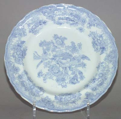 Barkers and Kent Asiatic Pheasants Plate c1900