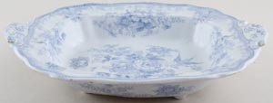Wedgwood and Co Asiatic Pheasants Vegetable Dish Base c1870