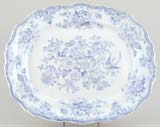Meat Dish or Platter c1899