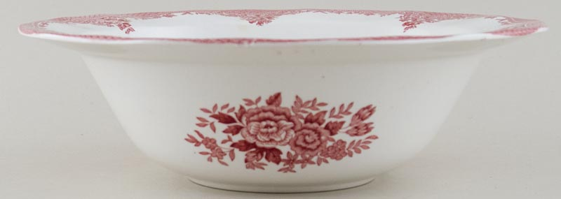 Wedgwood and Co Asiatic Pheasants pink Soup Tureen base only c1970s