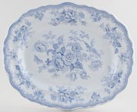 Meat Dish or Platter c1880s