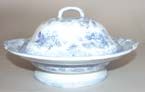Comport with cover c1880