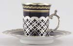 Coffee Can and Saucer c1925