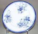 Side or Cheese Plate c1896