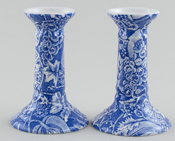 Candlesticks pair of c1980s