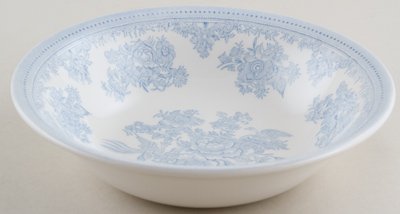 Burleigh Asiatic Pheasants Dessert or Soup Bowl