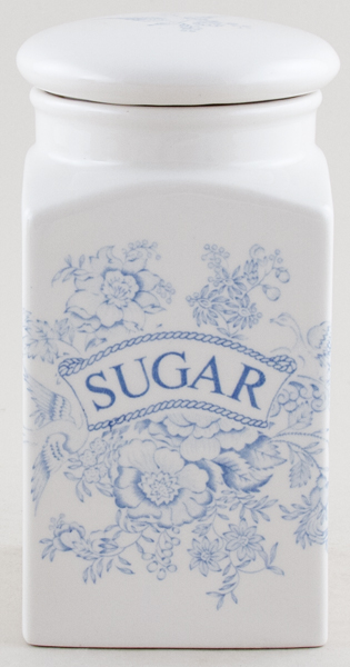 Burleigh Pantry Range Storage Jar SUGAR square
