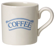 Burleigh Pantry Range Mug COFFEE large