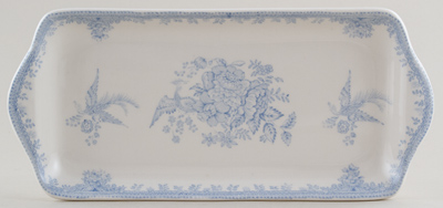 Burleigh Asiatic Pheasants Sandwich Tray