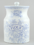 Storage Jar FLOUR