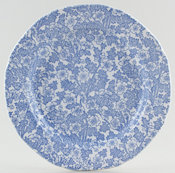 Burleigh Burgess Chintz Salad or Dessert Plate