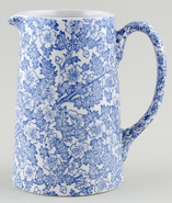 Burleigh Burgess Chintz Jug or Pitcher Tankard medium