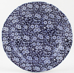 Burleigh Calico Dinner Plate
