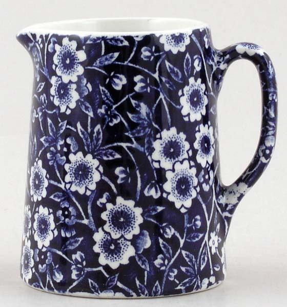 Burleigh Calico Jug or Creamer Tankard mini