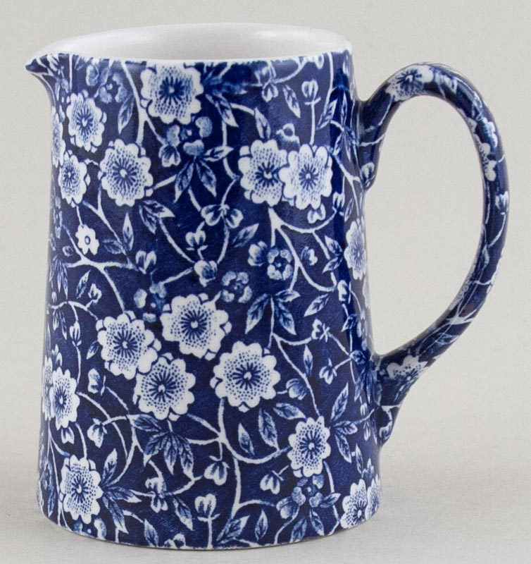 Burleigh Calico Jug or Pitcher Tankard small