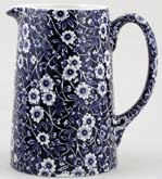 Burleigh Calico Jug or Pitcher Tankard medium