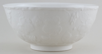 Burleigh Davenport white Chinese Bowl medium