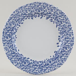 Burleigh Felicity dark Side or Cheese Plate Accent
