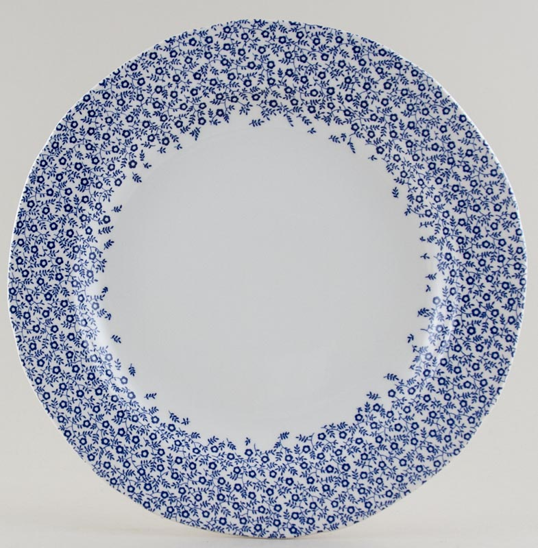 Burleigh Felicity dark Dinner Plate Accent