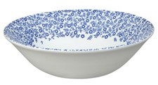 Burleigh Felicity dark Cereal Bowl Accent
