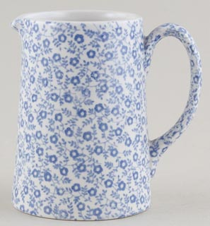 Burleigh Felicity Jug or Pitcher Tankard small