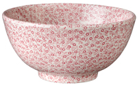 Burleigh Felicity rose pink Chinese Bowl small