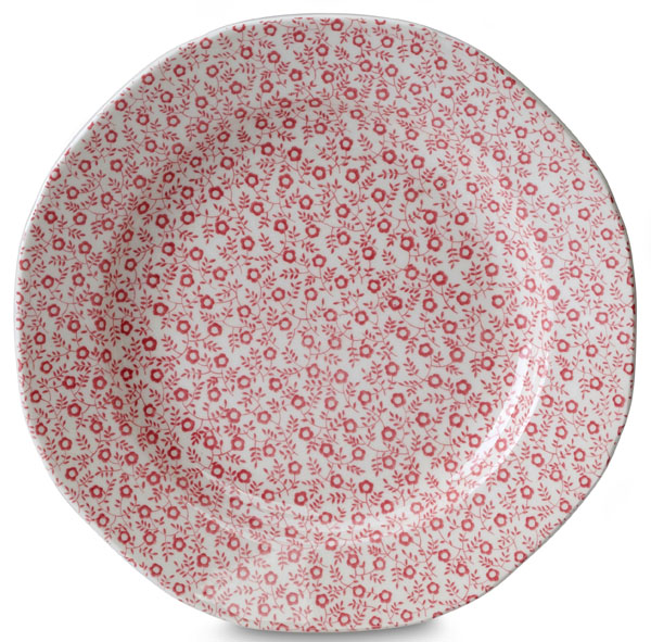 Burleigh Felicity rose pink Side or Cheese Plate