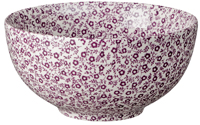 Burleigh Felicity mulberry Chinese Bowl small