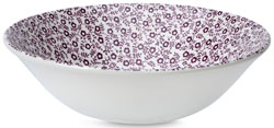 Burleigh Felicity mulberry Cereal or Dessert Bowl