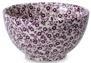 Burleigh Felicity mulberry Sugar Bowl small