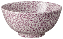 Burleigh Felicity mulberry Chinese Bowl medium