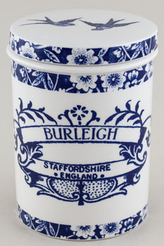 Burleigh Heritage Storage Jar large
