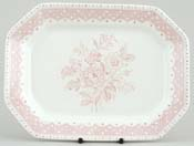 Meat Dish or Platter rectangular small