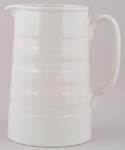 Jug or Pitcher Hooped Tankard