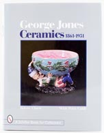 Cluett George Jones Ceramics Book