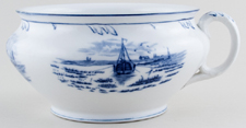 Booths Broads Chamber Pot c1920s