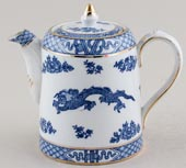 Booths Dragon Teapot Perfecta c1930s