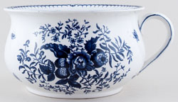 Booths Peony Chamber Pot c1920s