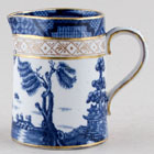 Booths Real Old Willow Jug or Creamer c1920