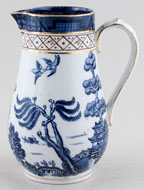 Booths Real Old Willow Jug or Pitcher c1930