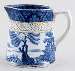 Booths Real Old Willow Jug or Creamer c1930