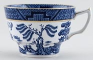 Booths Real Old Willow Breakfast Cup c1950s