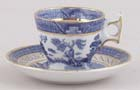 Miniature Cup and Saucer c1920s