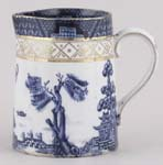 Jug or Pitcher Tankard small c1910s