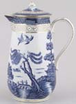 Jug or Pitcher Hot Milk c1910s