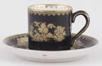 Coffee Can and Saucer c1920