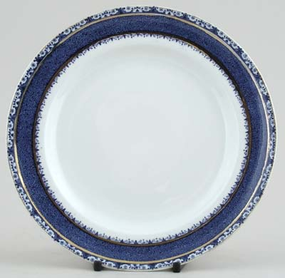Burgess and Leigh Sandon Plate c1930s
