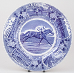 Plate Kentucky Derby 1983