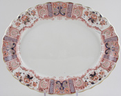 Meat Dish or Platter c1902