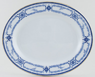 Burgess and Leigh Radford Meat Dish or Platter c1920s and 1930s